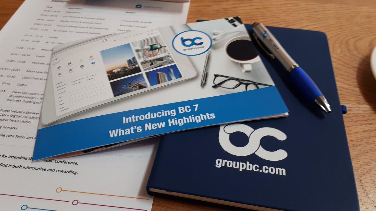 GroupBC #GBCconf17