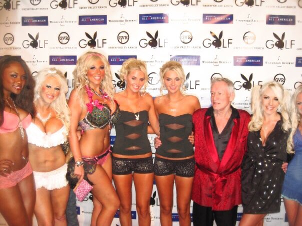 #RIPHef - How quickly time flies ( long long time ago 👀)  @Marieblanchard @hughhefner https://t.co/D