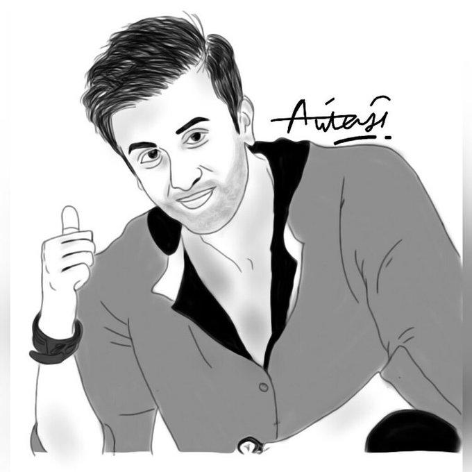 Happy birthday to Bollywood heart-throb Ranbir Kapoor