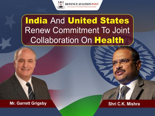 Image result for India US renew commitment on joint collaboration on health and AYUSH