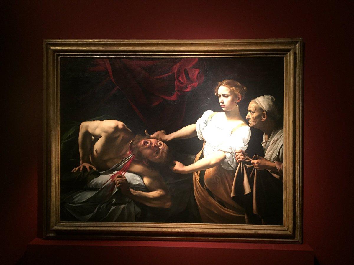 Luigi mascheroni on twitter preview della mostra dentro for Caravaggio a milano