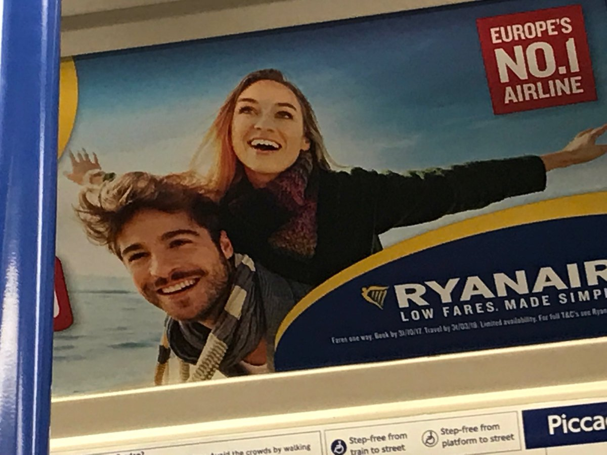 In fairness to Ryanair, their advertising never promises a pilot or a plane. https://t.co/E8KT3KfawT