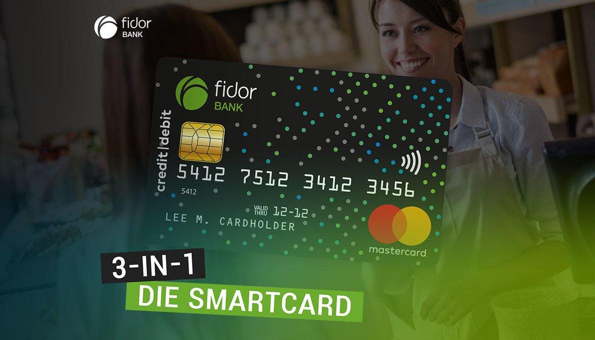 Fidor Bank Karte
