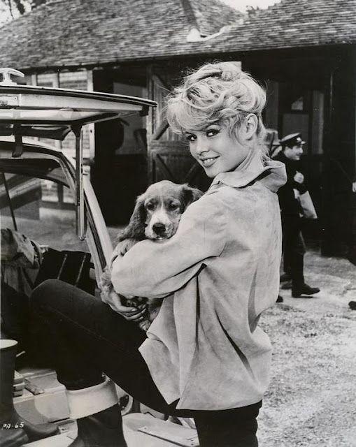 Happy birthday Brigitte Bardot, 83 today