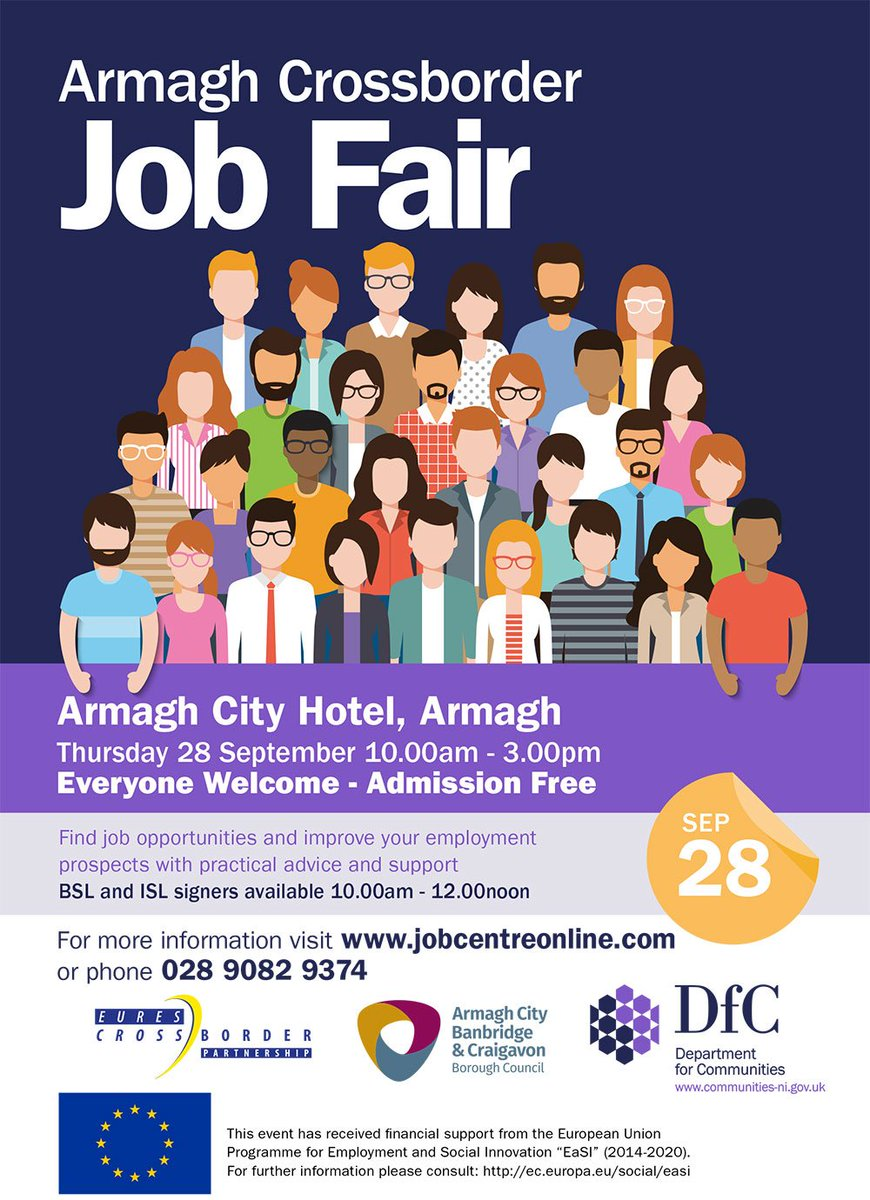 test Twitter Media - Reminder TES Group are in the @ArmaghCityHotel today, (right now) for this years Crossborder #JobFair. Come Say Hello! Lets talk #Careers. https://t.co/qEoLxu0rCY