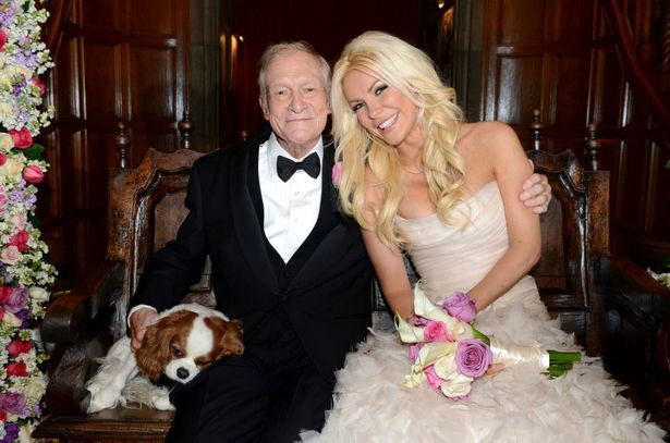 Hugh Hefner's 30-year-old wife Crystal Harris 'will inherit nothing' after death  https://t.co/1aRBt1I9ry