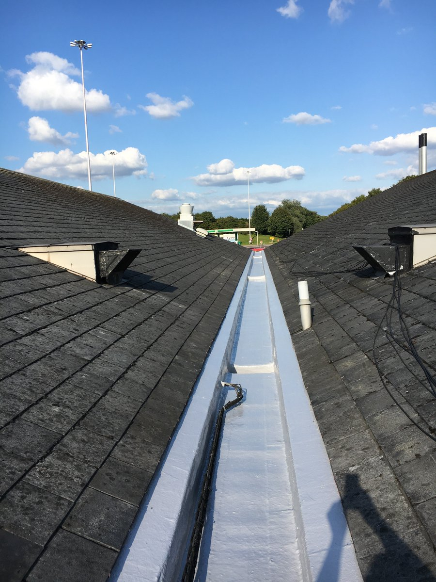 J R Flat Roofing on Twitter:
