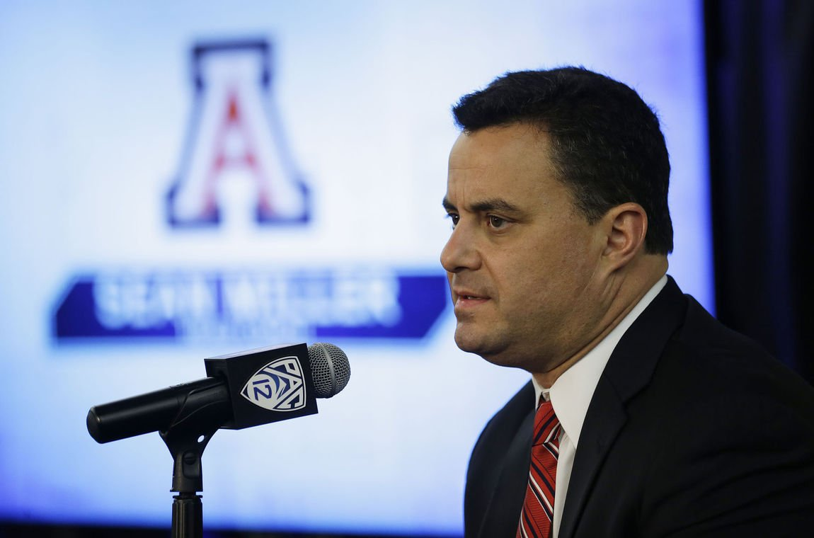 Wildcats picked to win Pac-12, but FBI investigation is real No. 1 at Pac-12 media day https://t.co/7TUGblLnyP