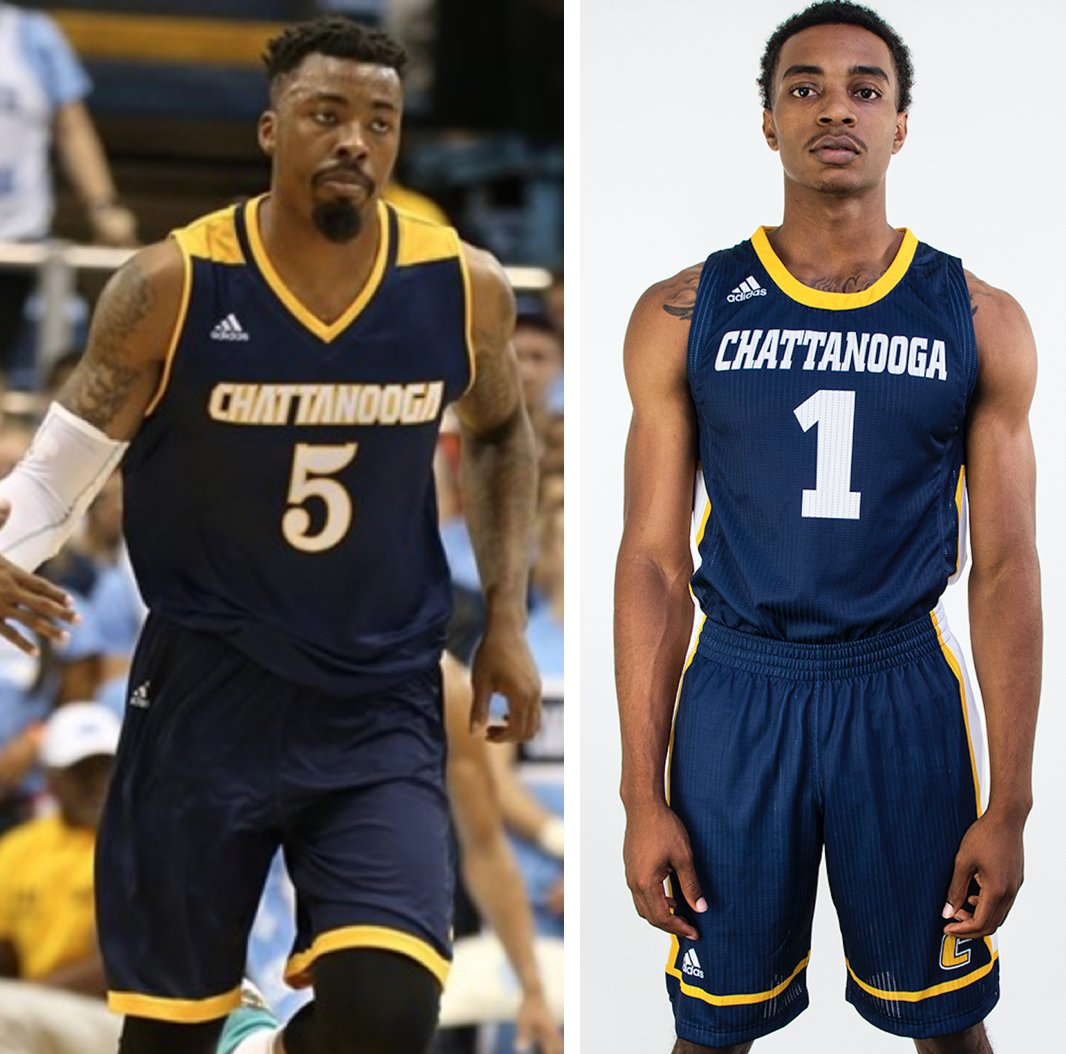 f2b7c3794 ... Chattanooga. … Adding to the list of teams with new uniforms