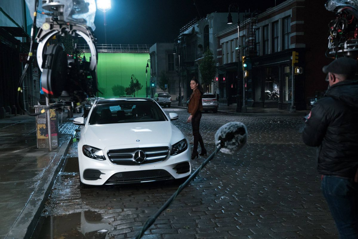 Mercedes benz on twitter intelligence power speed for Justice league mercedes benz