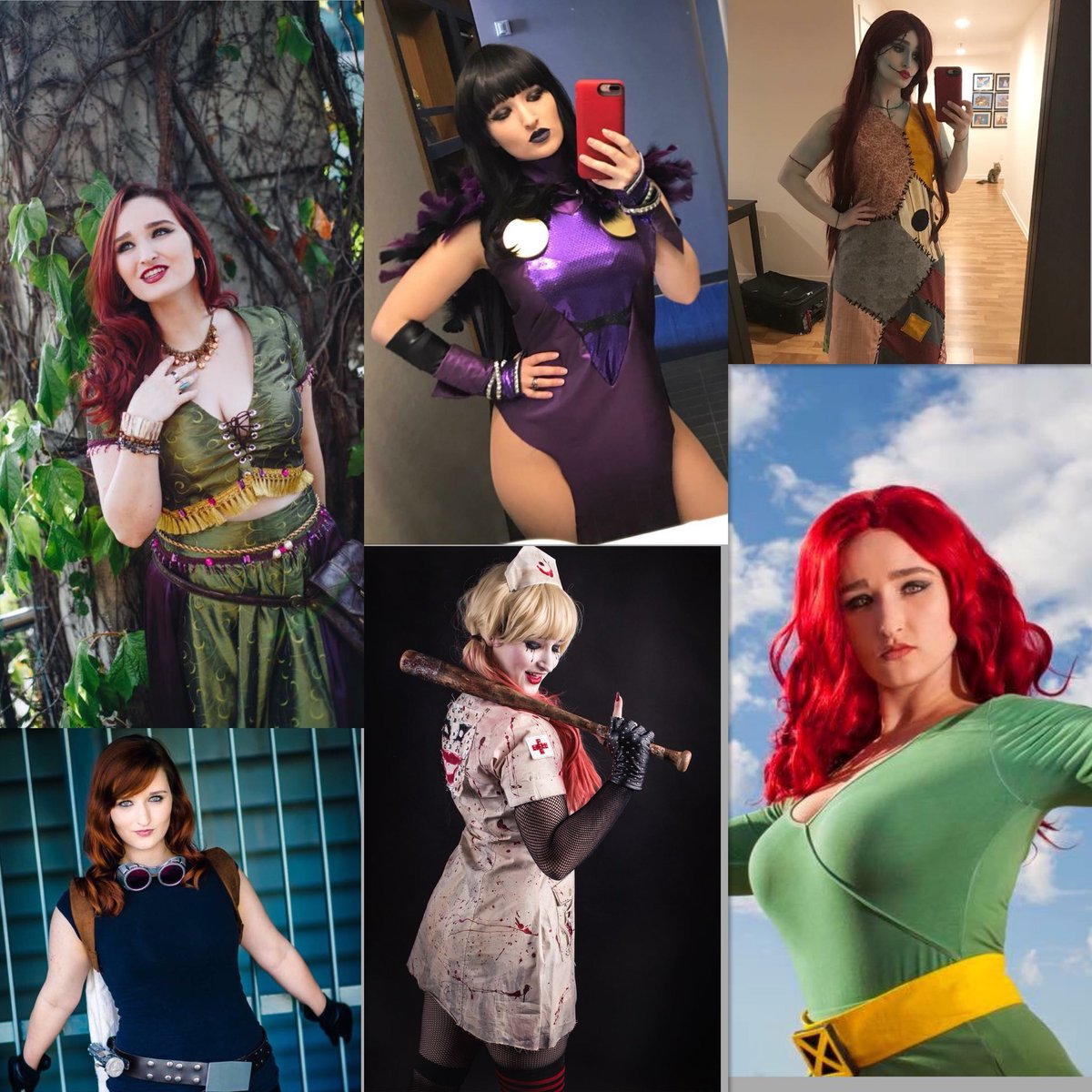 Less than 24 hours left to submit a question for .@Alexandriathred!  Best question wins a mystery prize pack! #cosplay #cosplayer <br>http://pic.twitter.com/HnwM6LZ3VG