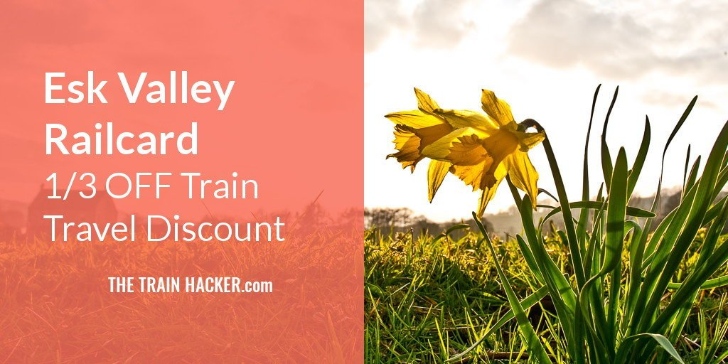 Esk Valley Railcard: 1/3 OFF Rail Travel on the Esk Valley Railway for Local Residents  http:// bit.ly/2mfyHFx  &nbsp;   #northyorks #britain #england<br>http://pic.twitter.com/Hq68Xndxn6