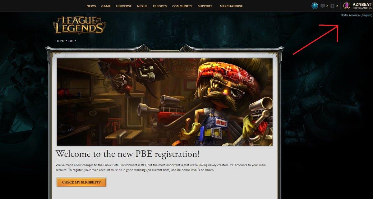 league of legends pbe download slow