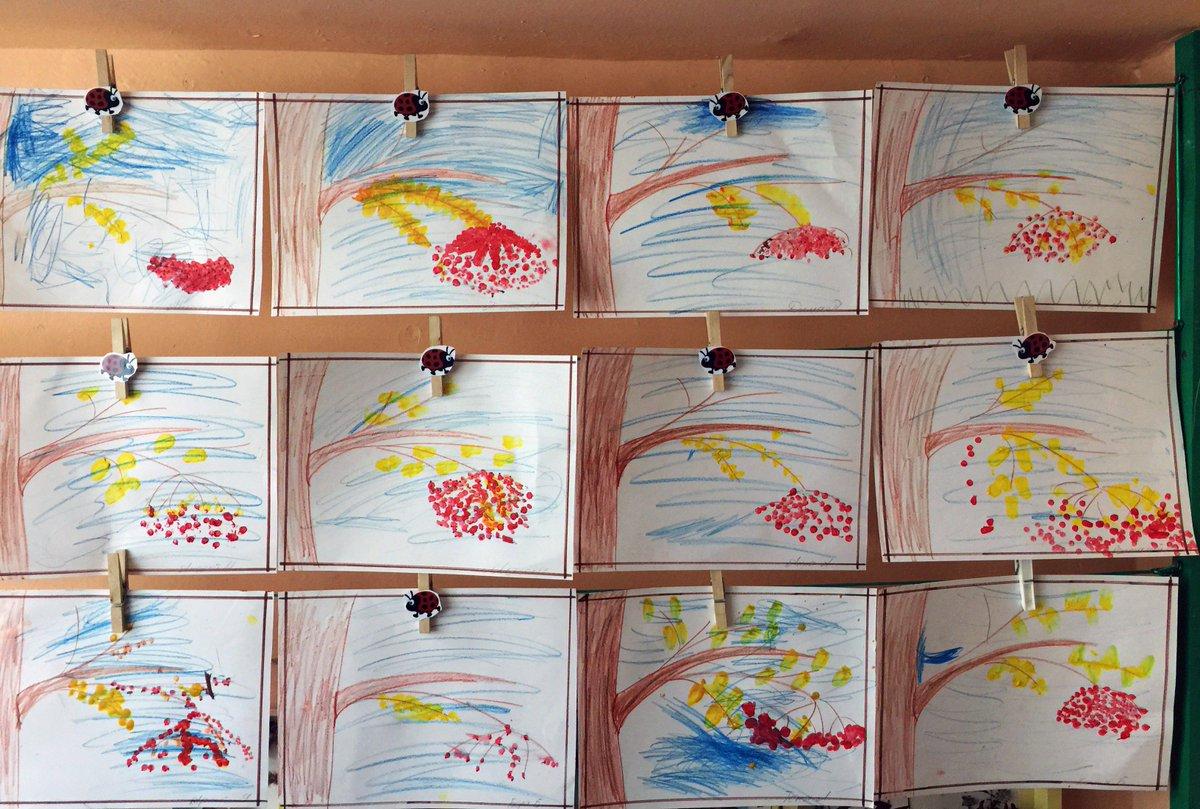 Рисование ватными палочками презентация