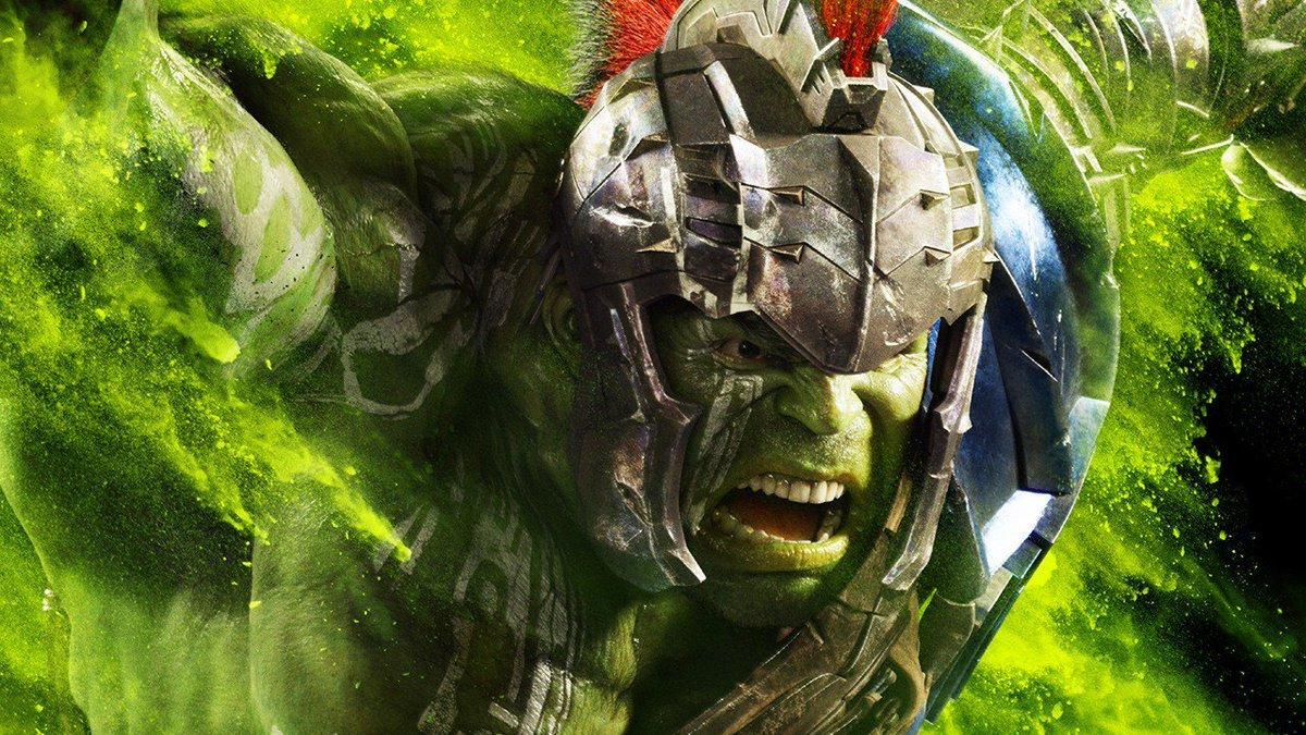 #ThorRagnarok  begins a three-movie arc for #Hulk !   http://www. ign.com/articles/2017/ 10/11/thor-ragnarok-begins-a-three-movie-arc-for-hulk &nbsp; … <br>http://pic.twitter.com/AIxwVwtsWz