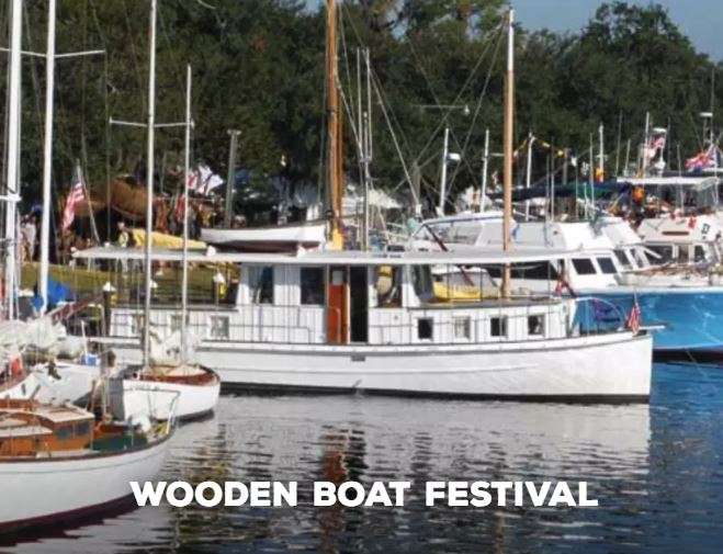 Tchefuncte River On Twitter The Wooden Boat Festival Is This