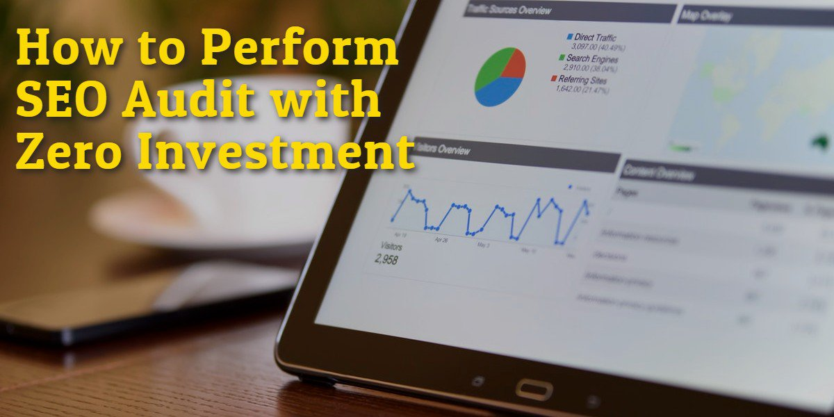 How to Perform SEO Audit with Zero Investment - by @sawarams via @TheNextScoop  http:// bit.ly/2g3nfLF  &nbsp;    #seo #seoaudit #zeroinvestment<br>http://pic.twitter.com/z8xNUBywsZ