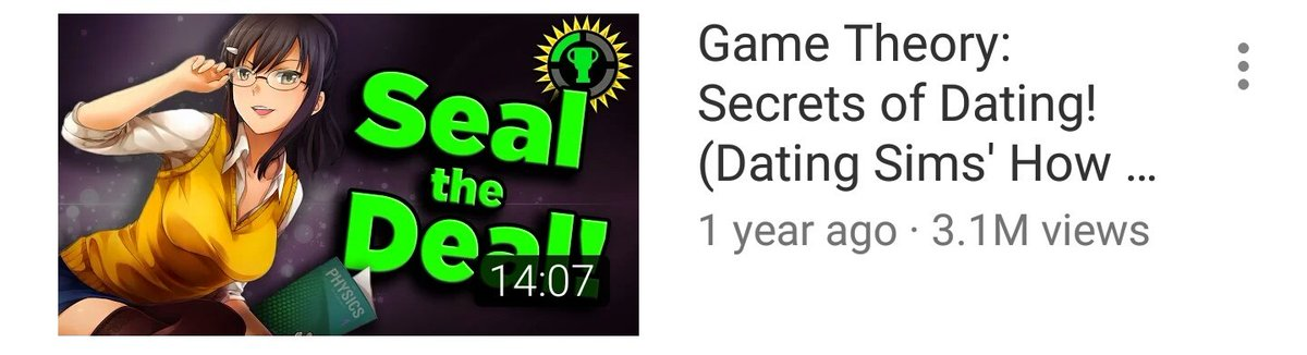 Dating simulator game theory fnaf