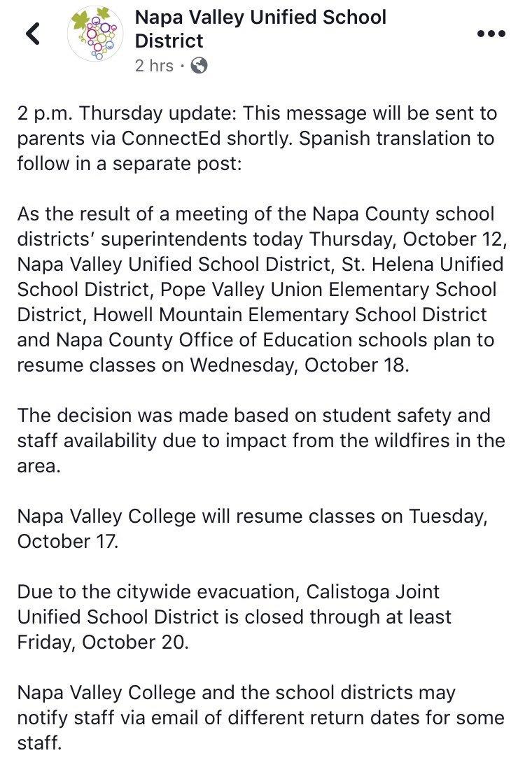 Napa High School on Twitter: