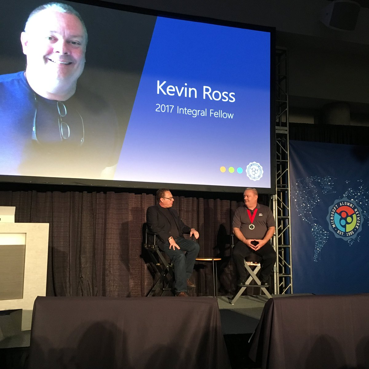 Congratulations to 2017 Integral Fellow. Thank you Microsoft for fostering a culture of good for everyone! #FIRSTisSTEM  #MSFTAlum <br>http://pic.twitter.com/6t8VM0U6a0