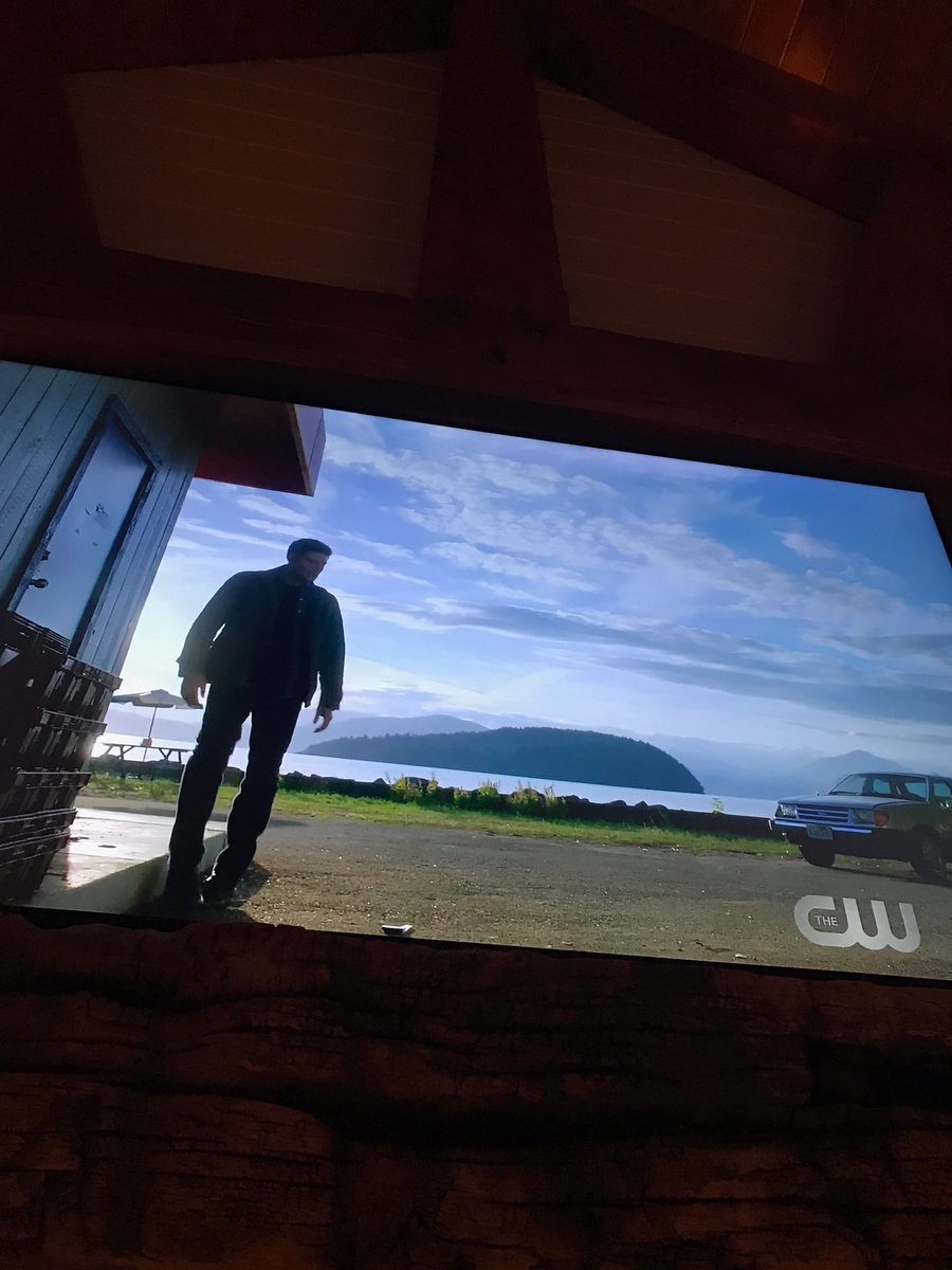 Welcome back @cw_spn finally getting to...
