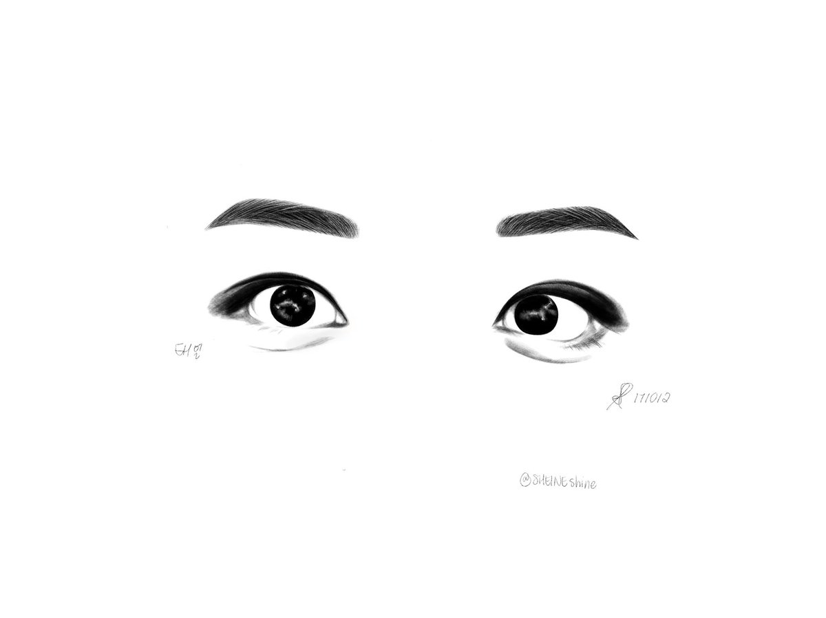 So happy to have you!!   ( eye drawing of Taeil, just had the urge to draw today )  #2yearswithTAEIL #태일 #Taeil #NCT #kpopfanart #drawing<br>http://pic.twitter.com/RpNIIrZEuR