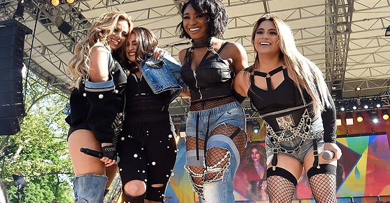I love Ally, Normani, Lauren, and Dinah...