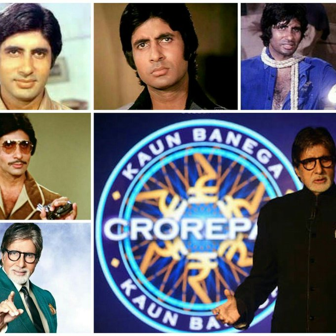 a very happy 75th birthday for our and actor Shree Amitabh Bachchan