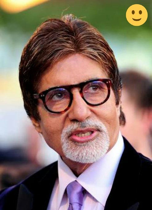 Happy Birthday Shree. Amitabh bachchan Sir...