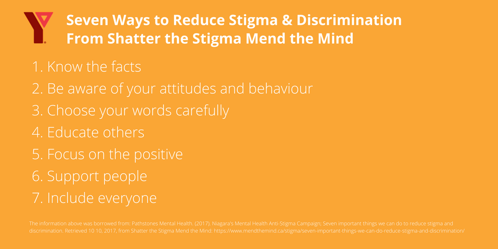 Greater Vancouver Y On Twitter Seven Ways To Reduce Mental Health
