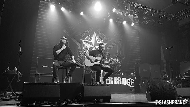 Slash france alter bridge paris elysée montmartre myles kennedy tremonti