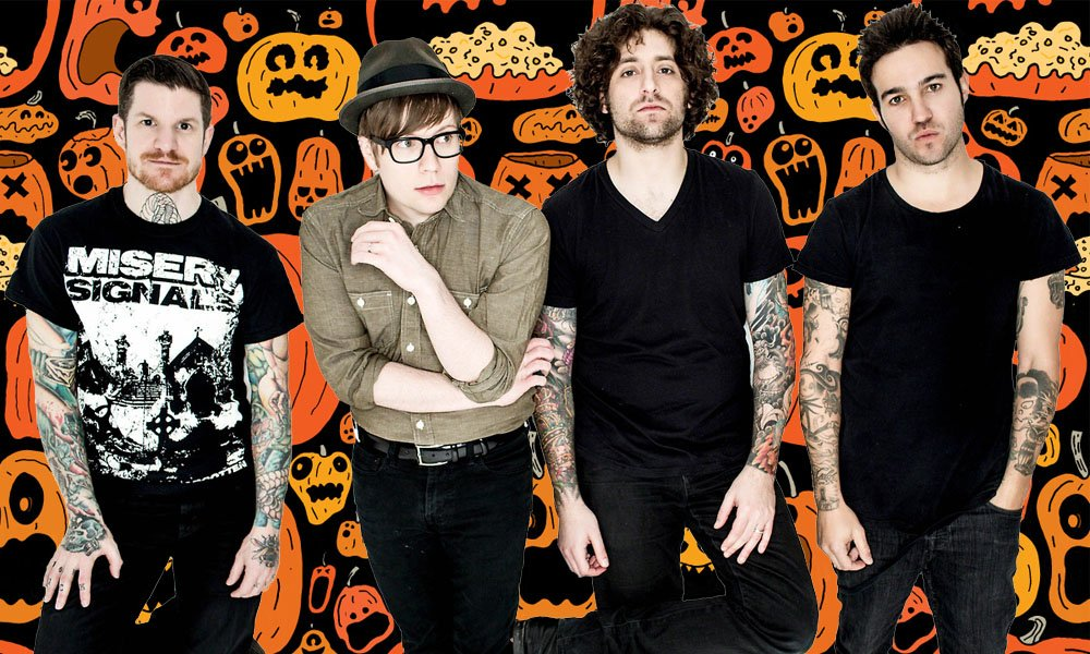 fall out boy patrick stump andrew hurley and 6 others