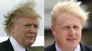 LMAO! People in #Belgrade, #Serbia thought #Boris was Donald Trump. Mind you, they are both liars #BlondAmbition <br>http://pic.twitter.com/goVtTdn6Vt