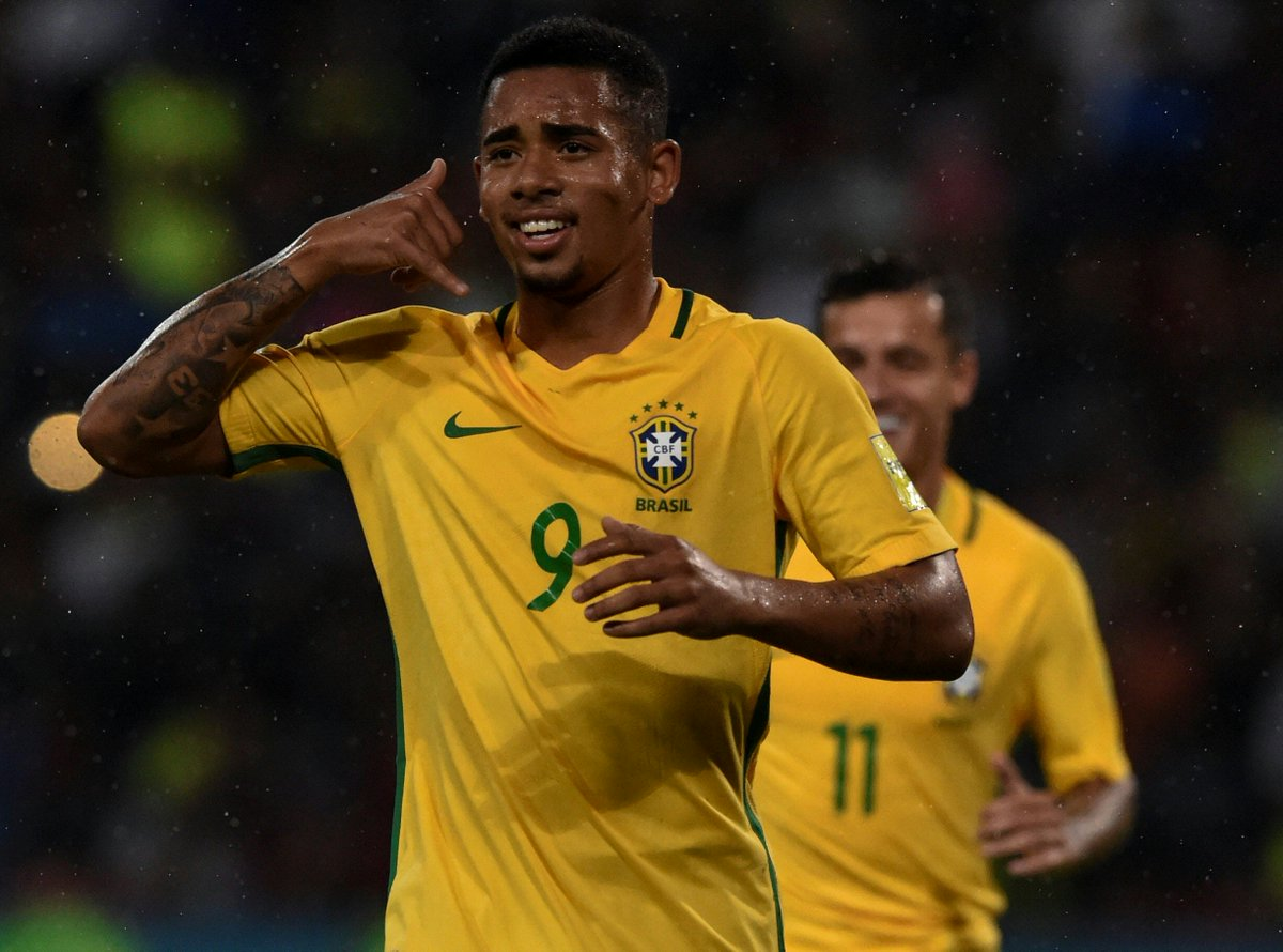 Video: Brazil vs Chile