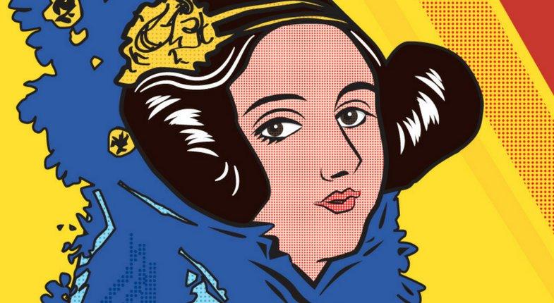 """Ada Lovelace (La Liga de las Mujeres Extraordinarias) Cuento audiodescrito extraído del libro """"La Liga de las Mujeres Extraordinarias""""."""