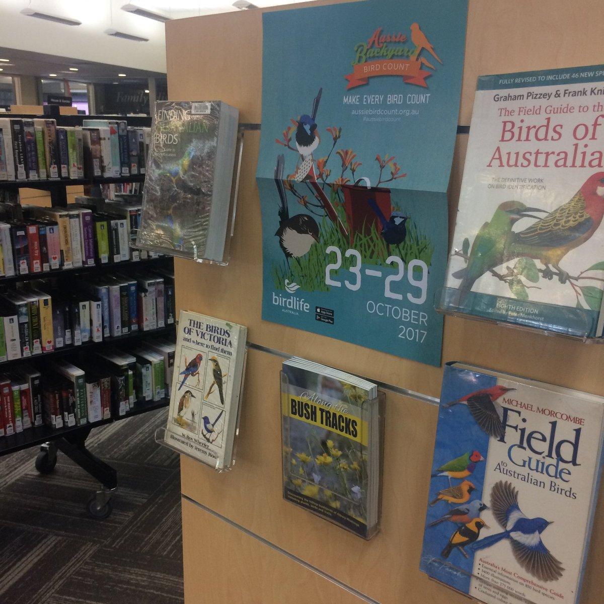 wodonga library on twitter