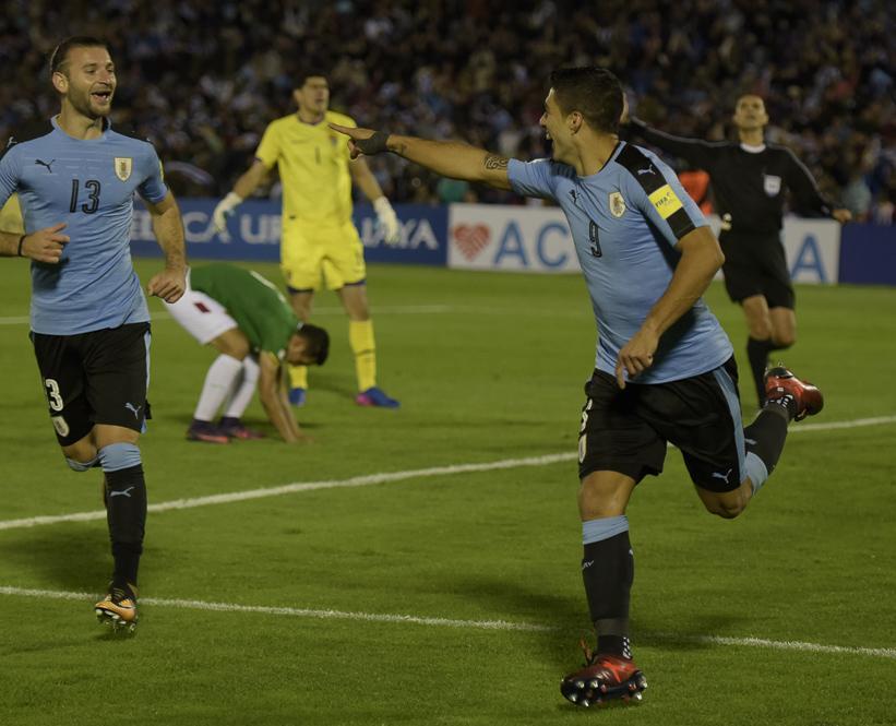 Goleó Uruguay