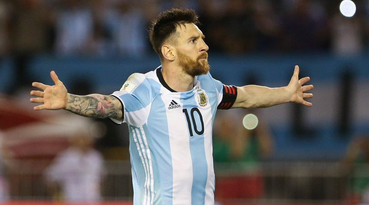 Video: Ecuador vs Argentina