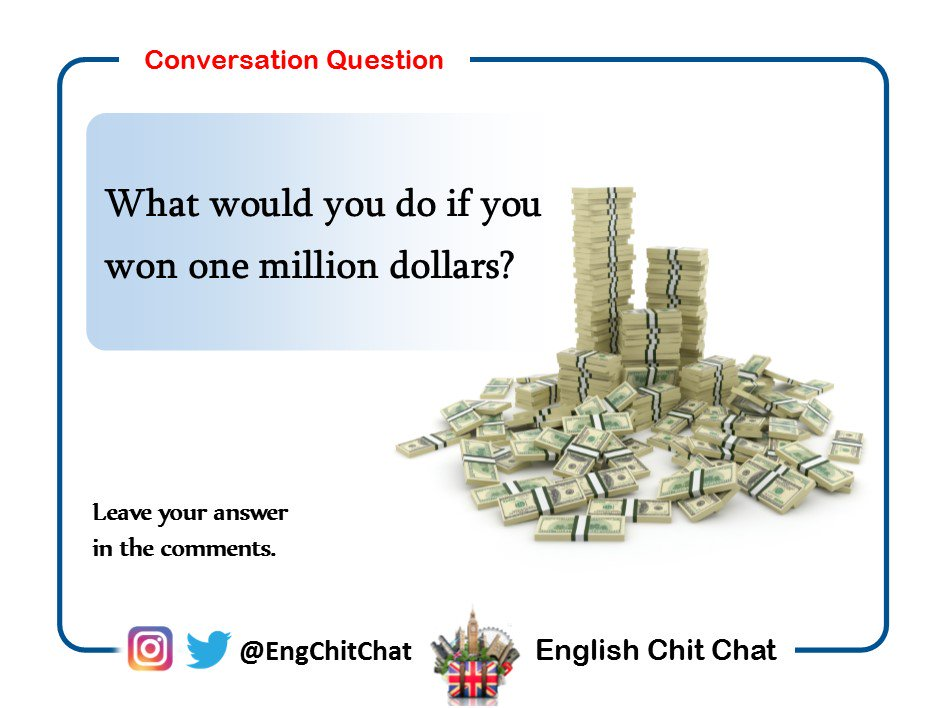English Chit Chat on Twitter: