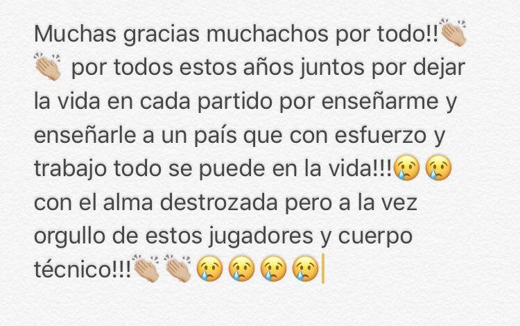 Arturo Vidal On Twitter Gracias Por Todo Muchachos
