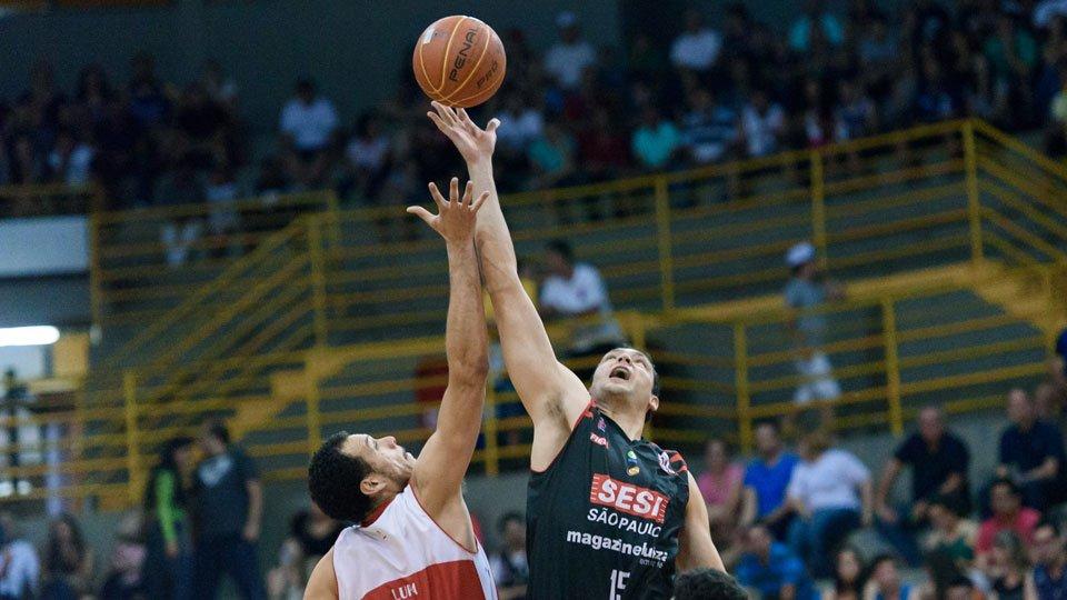 Franca elimina Osasco e agora vai encarar o Bauru na semi do Paulista de basquete. https://t.co/SKt8NMZluA