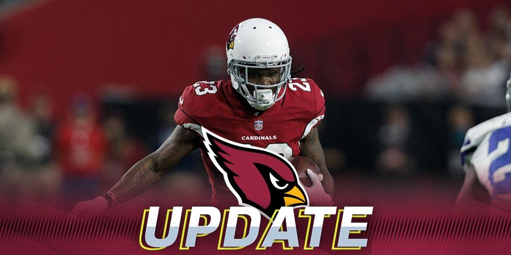 Cardinals Release Veteran RB: https://t.co/31x9eM5q3g https://t.co/UmeYQtGJbv