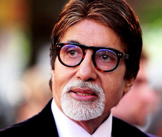 "HAPPY BIRTHDAY TO ""AMITABH BACHCHAN\"""