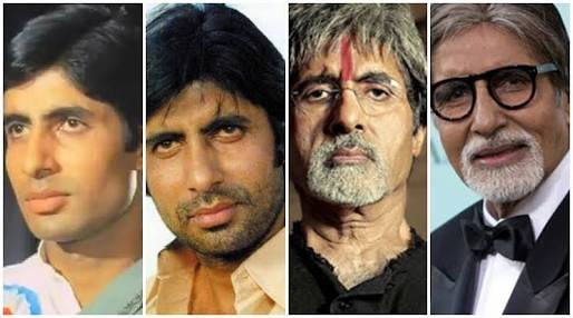 "Happy Birthday to India\s biggest superstar ""Amitabh Bachchan\""...."
