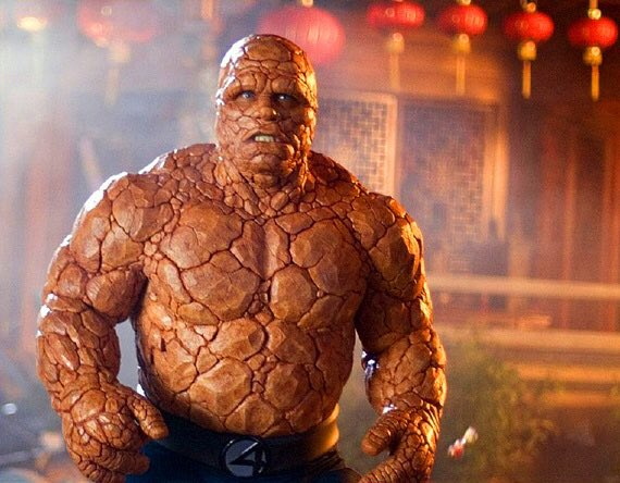 Racism is the only thing he's Fantastic 4(fantastic for), cause that's how he gets his rock off, he's orange. Sheesh !! 🔥🔥✊🏾🔥🔥 #United