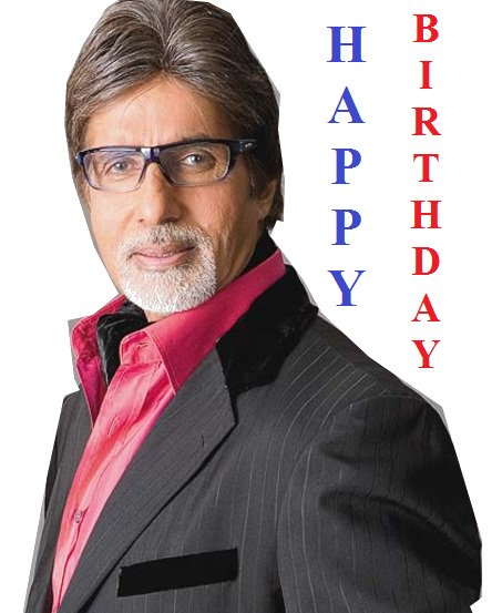 A Joes Home Care Team Wishes a very Happy Birthday to Legendary actor Amitabh Bachchan Sir.