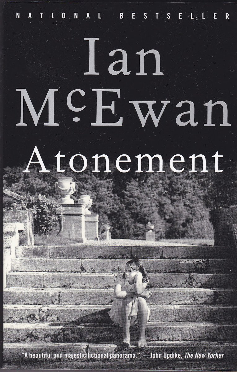 a review of atonement by ian mcewan The new canon celebrates great works of fiction published since 1985 in this installment, ted gioia reviews atonement, a novel by ian mcewan.
