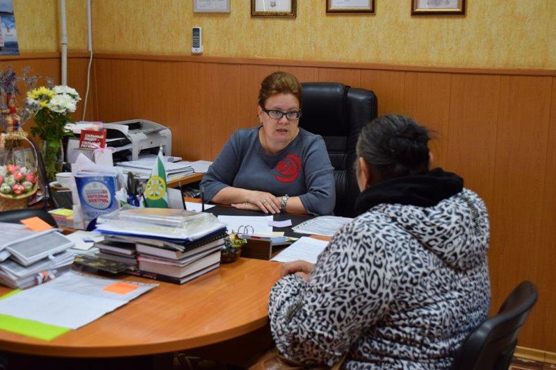 Марина Карташова провела прием граждан