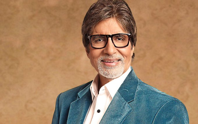 Happy Birthday to Amitabh Bachchan