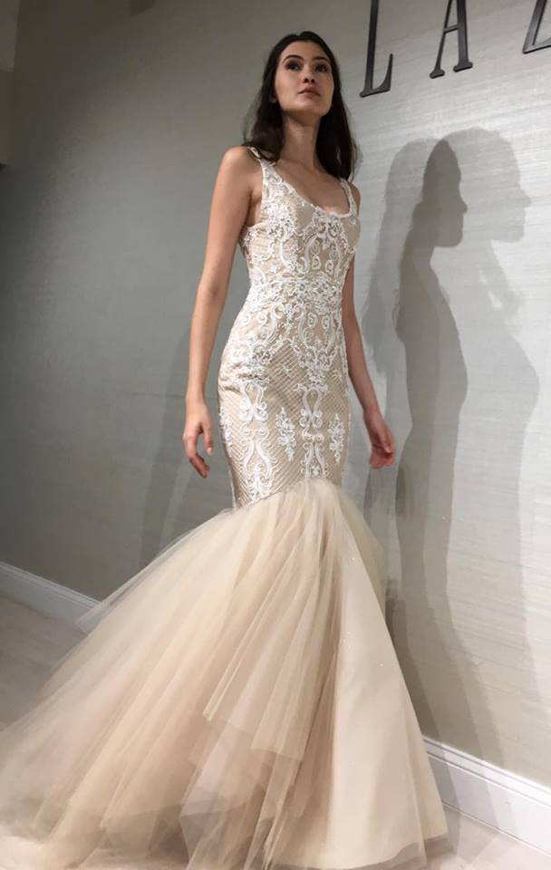 Breathtaking gowns from @Lazaro_Bridal. Which is your favorite? #BridalFashionWeek <br>http://pic.twitter.com/wlcaUOs3Dv